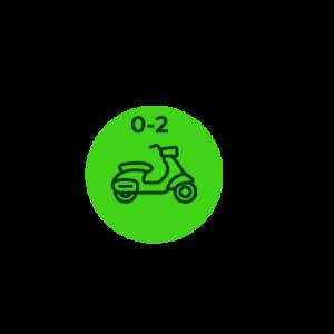 Moto - Ant. 0 a 2 Años