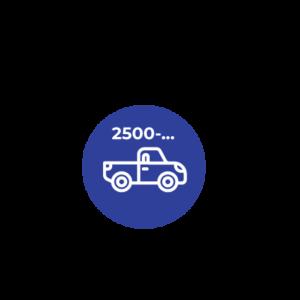 MÁS DE 2.500 C.C